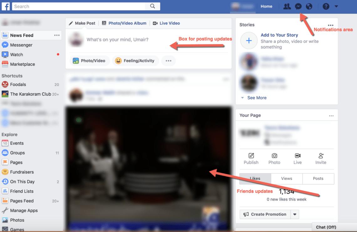 Facebook 5 seconds test